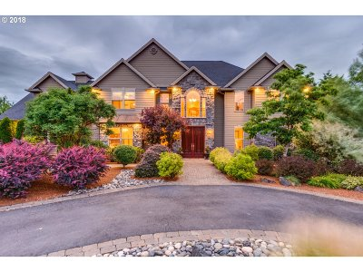 Battle Ground WA Single Family Home For Sale: $969,900