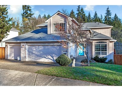 Beaverton Single Family Home For Sale: 12190 SW Winterhawk Ln