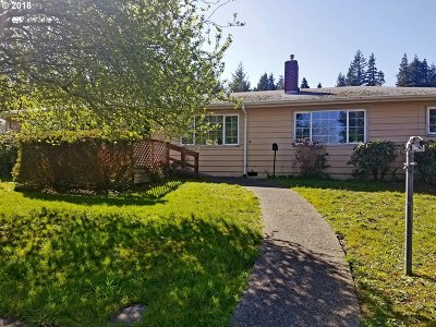 North Bend Single Family Home For Sale: 2272 Madrona