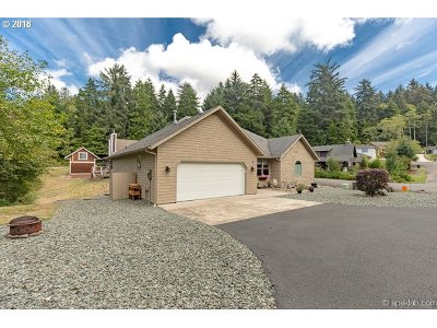 Manzanita Single Family Home For Sale: 9290 Dewolf Rd