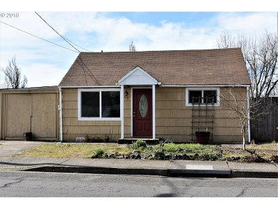 Springfield Single Family Home For Sale: 410 36th St
