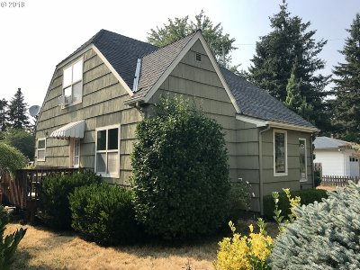 Single Family Home For Sale: 601 NE 113th Ave