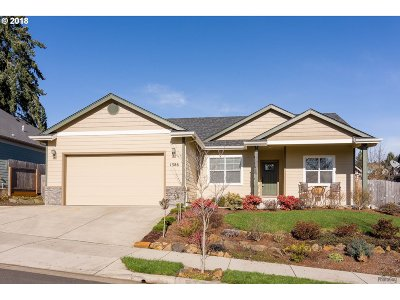 Cottage Grove, Creswell Single Family Home For Sale: 1386 Cottonwood Pl