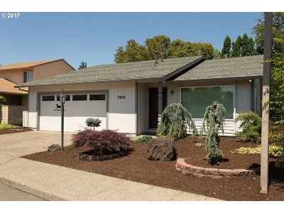 Tigard Single Family Home For Sale: 9665 SW Lakeside Dr