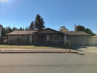 Springfield Single Family Home For Sale: 1473 Delrose Ave