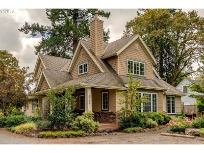Lake Oswego OR Single Family Home For Sale: $749,500