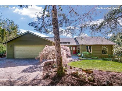 Hillsboro Single Family Home For Sale: 24840 SW Melott Rd