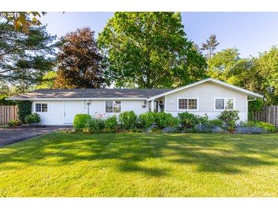 Newberg, Dundee, Mcminnville, Lafayette Single Family Home For Sale: 7025 NE Riverside Dr