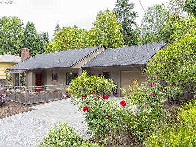 Single Family Home For Sale: 7130 SW 37th Ave