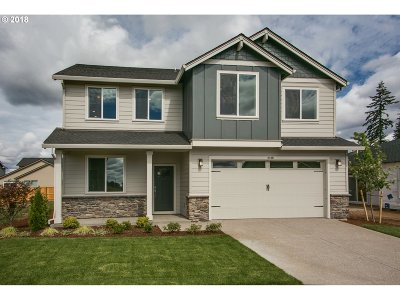 Canby Single Family Home For Sale: 2180 SE 10th Pl #Lot86