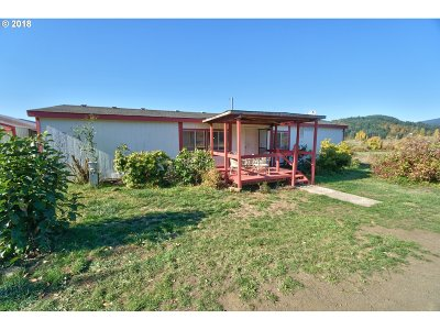 Sheridan Single Family Home For Sale: 12400 SW Gopher Valley Rd