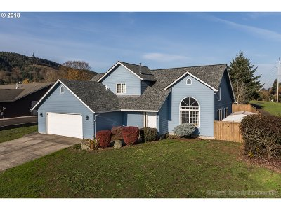 Columbia City Single Family Home For Sale: 310 Pacific St