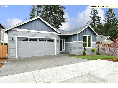 Vancouver Single Family Home For Sale: 4214 NE 136th Ave