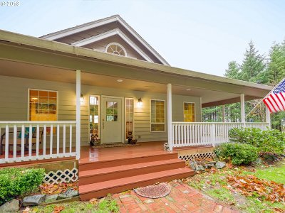 Woodland Single Family Home For Sale: 544 Bryant Hill Rd