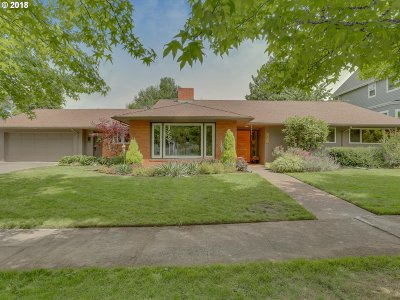 Portland Single Family Home For Sale: 3805 SE Cooper St