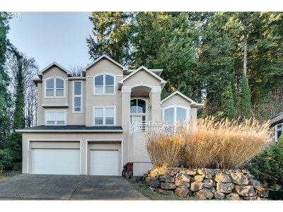 West Linn Single Family Home For Sale: 2636 Pimlico (Private Dr) Dr