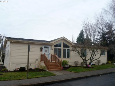 Single Family Home Bumpable Buyer: 4802 SE 133rd Dr