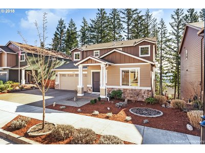 Happy Valley, Clackamas Single Family Home For Sale: 14210 SE Vista Heights St