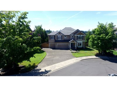 Camas Single Family Home For Sale: 1245 NW Klickitat Ln