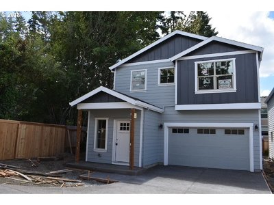 Beaverton, Aloha Single Family Home For Sale: 17912 SW Meadowbrook Way