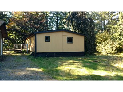 Washougal Single Family Home For Sale: 352 Newquist Rd