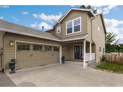 Sherwood Single Family Home For Sale: 23046 SW Main St