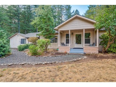 Molalla Single Family Home For Sale: 18513 S Highway 211
