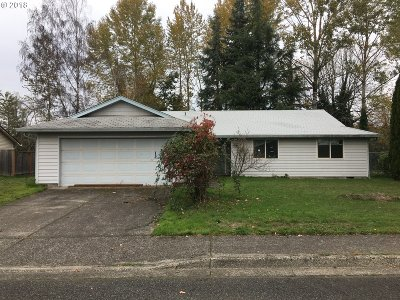 Washougal Single Family Home For Sale: 4333 Addy Loop