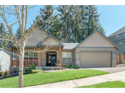 Eugene Single Family Home For Sale: 3468 Vista Heights Ln