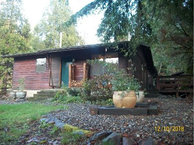 Glide Single Family Home For Sale: 6010 Little River Rd
