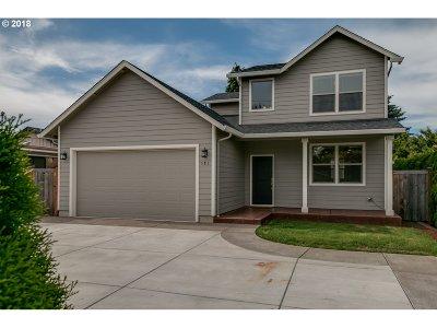 Eugene Single Family Home For Sale: 581 Irving Rd