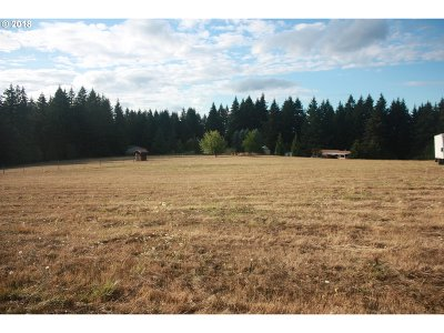 Residential Lots & Land For Sale: 17470 SE Tickle Creek Rd