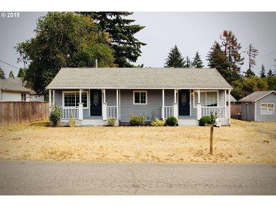 Multnomah County Multi Family Home For Sale: 2846 SE 129th Ave
