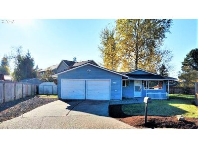Beaverton, Aloha Single Family Home For Sale: 19650 SW Blaine Ct