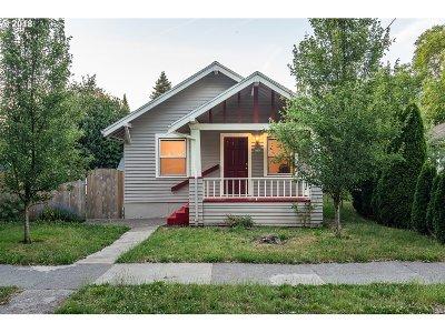 Clackamas County, Multnomah County, Washington County Single Family Home For Sale: 5213 N Depauw St