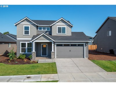 Canby Single Family Home For Sale: 2138 SE 11th Ave #Lot68