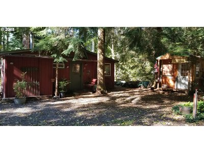 Cowlitz County Single Family Home For Sale: 201 Baker Rd