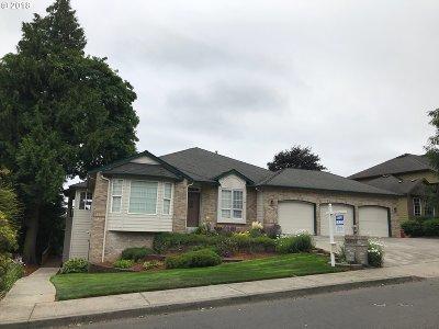 Vancouver WA Single Family Home For Sale: $595,000