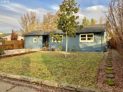 Eugene Single Family Home For Sale: 2915 Pearl St