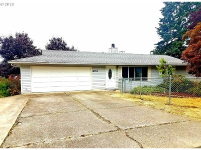 Estacada Single Family Home For Sale: 453 NE Shafford St