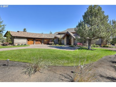 Bend Single Family Home For Sale: 65720 Cairn Ct