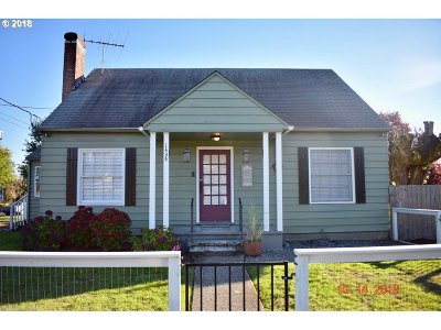 Washougal Single Family Home For Sale: 1434 C St