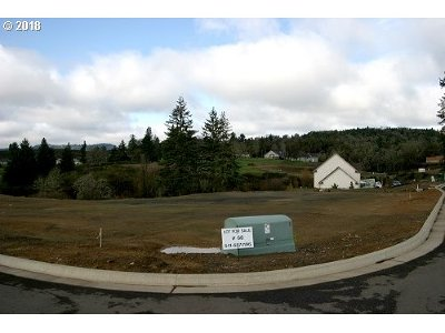 Sutherlin Residential Lots & Land For Sale: 591 Wildcat Canyon Rd