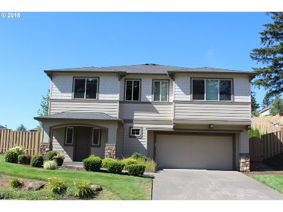 Happy Valley Single Family Home For Sale: 10746 SE Turnberry Loop