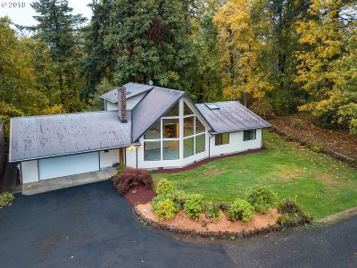 Troutdale Single Family Home For Sale: 31325 SE Victory Rd