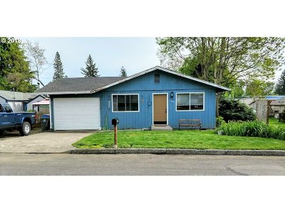 Washougal Single Family Home For Sale: 1500 F St