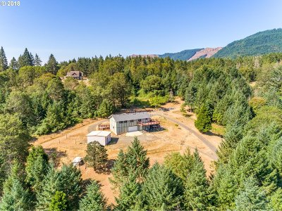 Roseburg Single Family Home For Sale: 624 Becker Rd