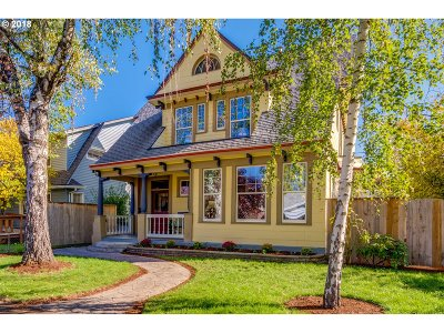 Portland Single Family Home For Sale: 5758 N Moore Ave