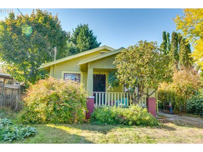 Single Family Home For Sale: 7315 N Fenwick Ave