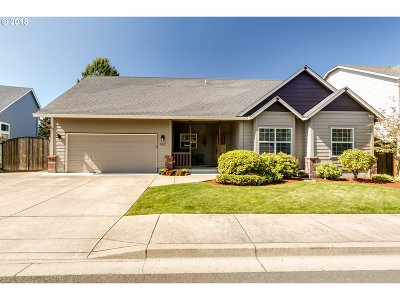 Springfield Single Family Home For Sale: 942 66th Pl